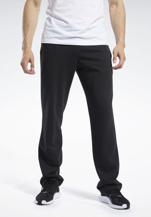 TRAINING ESSENTIALS PANTS - Verryttelyhousut - black