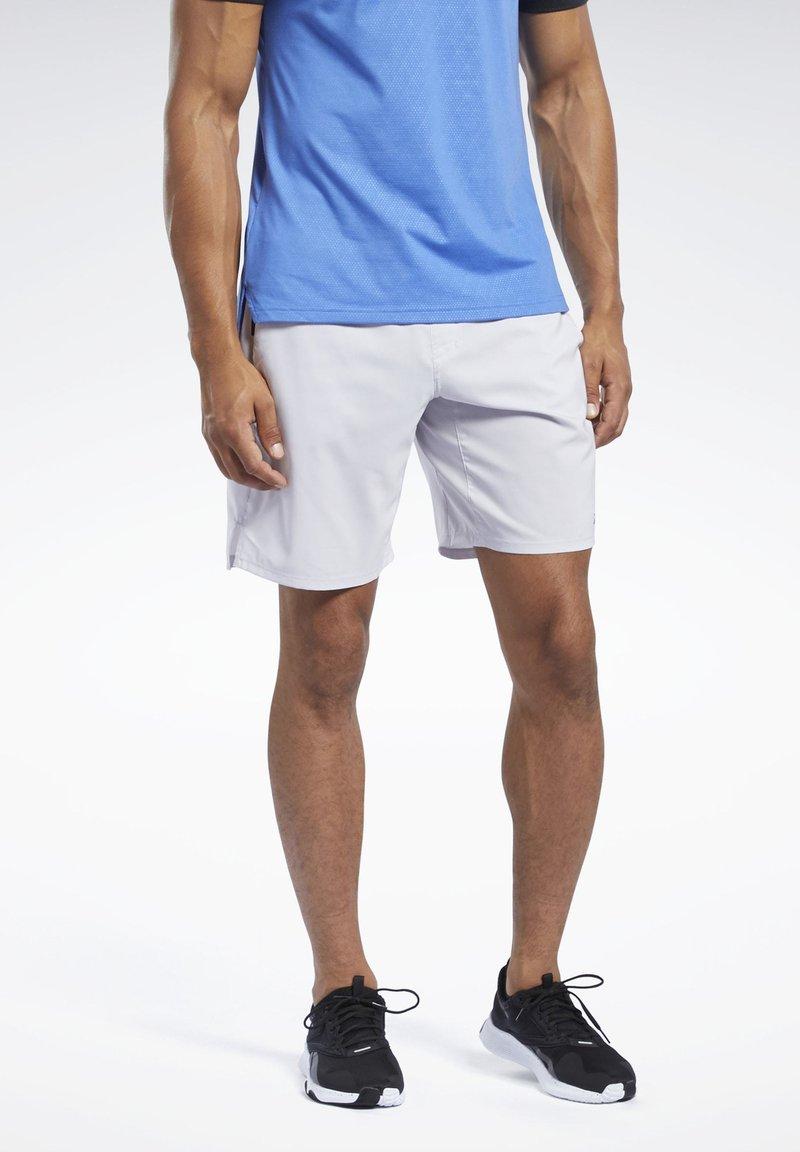 Reebok - EPIC SHORTS - Sports shorts - sterling grey