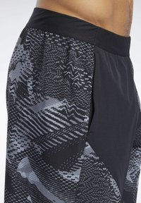 Reebok - SPEEDWICK SPEED SHORTS - Sports shorts - black - 5