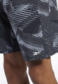Reebok - SPEEDWICK SPEED SHORTS - Sports shorts - black - 4