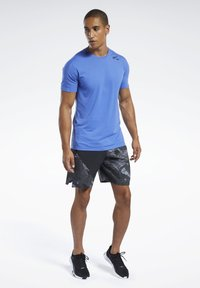 Reebok - SPEEDWICK SPEED SHORTS - Sports shorts - black - 1