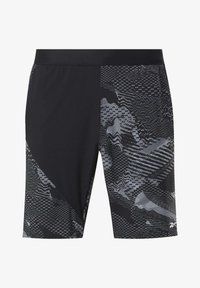 Reebok - SPEEDWICK SPEED SHORTS - Sports shorts - black - 7