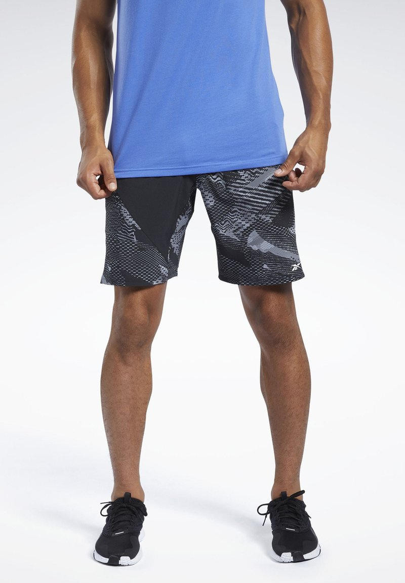 Reebok - SPEEDWICK SPEED SHORTS - Sports shorts - black