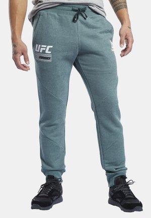 UFC FG FIGHT WEEK JOGGERS - Verryttelyhousut - ivy green