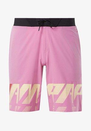 REEBOK EPIC BASE SHORTS - Shorts - posh pink