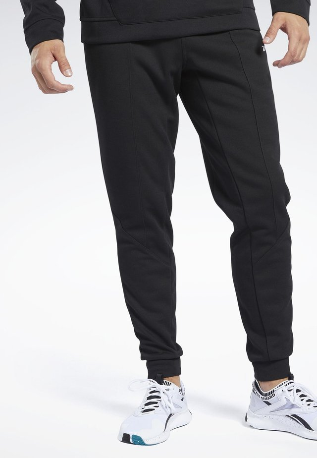 WORKOUT READY JOGGERS - Pantalon de survêtement - black