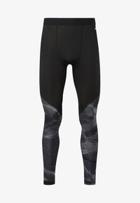 Reebok - SPEEDWICK COMPRESSION TIGHTS - Tights - black - 6