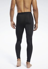 Reebok - SPEEDWICK COMPRESSION TIGHTS - Tights - black - 2