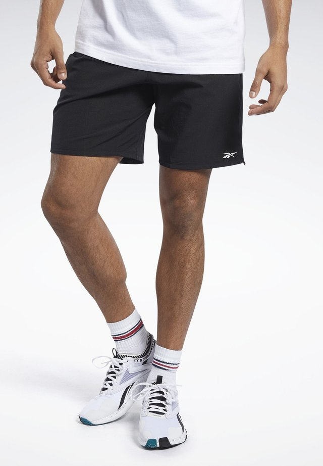 EPIC SHORTS - Shorts - black