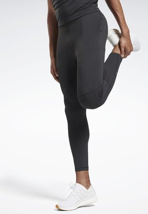 RUNNING ESSENTIALS SPEEDWICK TIGHTS - Leggings - black