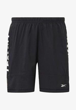 LES MILLS® SHORTS - Short de sport - black