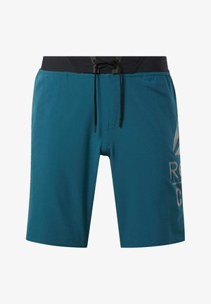EPIC BASE SHORTS - Sports shorts - heritage teal