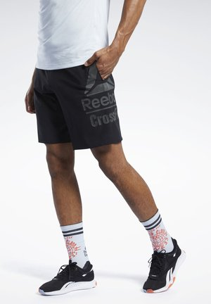 EPIC BASE SHORTS - Sports shorts - black