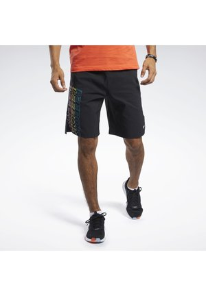 COMBAT EPIC MMA SHORTS - Sports shorts - black