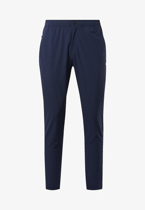 2020-01-01 UNITED BY FITNESS TRACKSTER PANTS - Jogginghose - blue