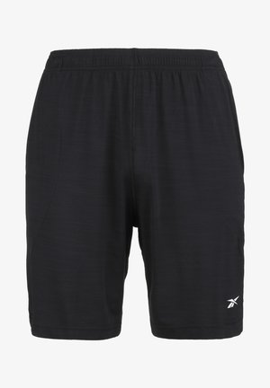 REEBOK WORKOUT READY ACTIVCHILL TRAININGSSHORT HERREN - Short de sport - black