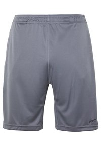 Reebok - SHORT - Korte broeken - mottled grey - 4