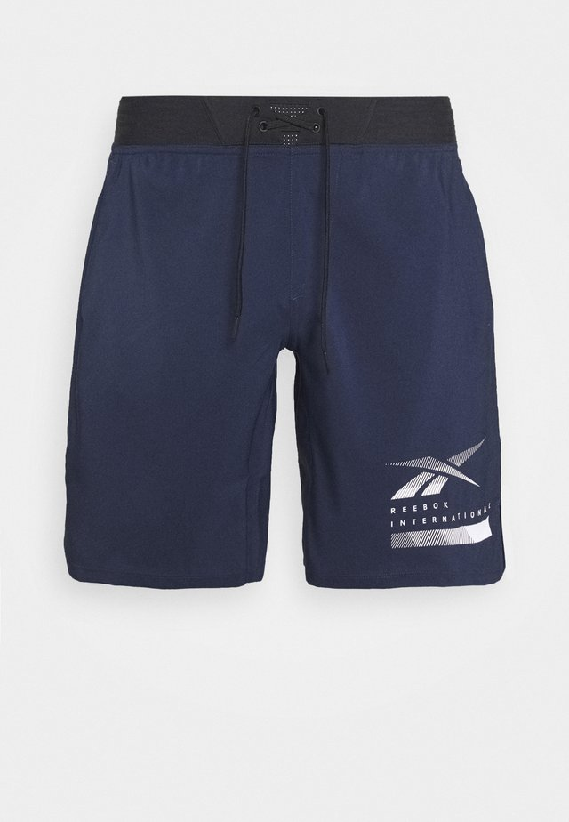 EPIC SHORT - Urheilushortsit - dark blue