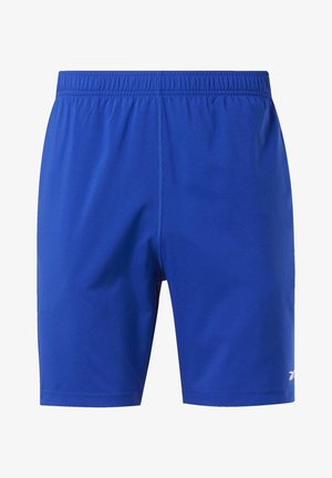 WORKOUT READY SHORTS - kurze Sporthose - blue