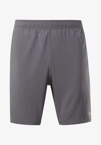 Reebok - WORKOUT READY SHORTS - Korte broeken - grey - 5