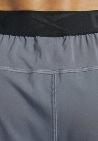 Reebok - WORKOUT READY SHORTS - Korte broeken - grey - 4