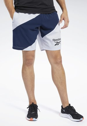 WORKOUT READY GRAPHIC SHORTS - Sports shorts - grey