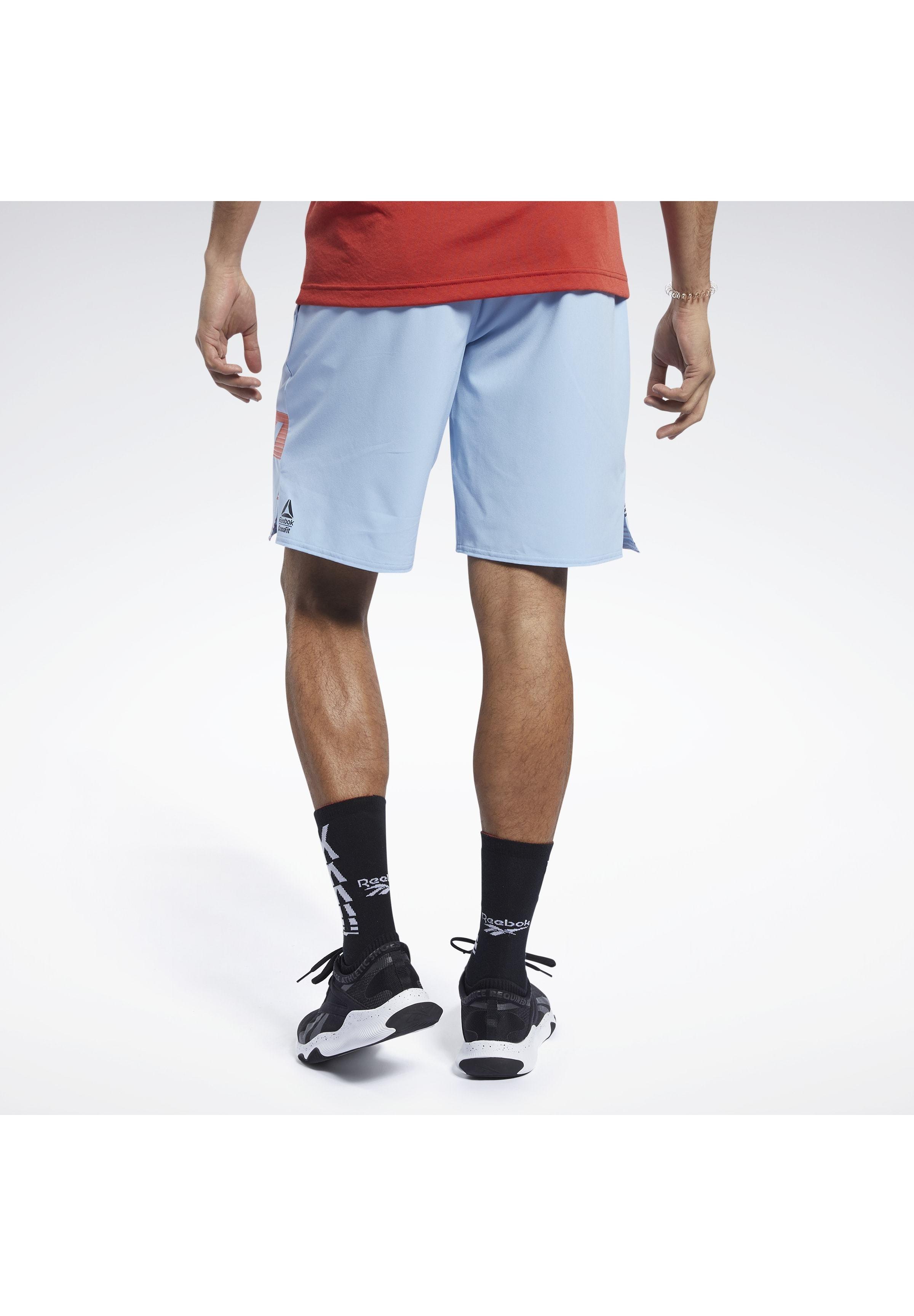 Reebok REEBOK EPIC BASE SHORTS - Sports shorts - blue