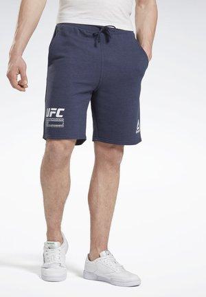 UFC FG FIGHT WEEK SHORTS - Korte sportsbukser - blue