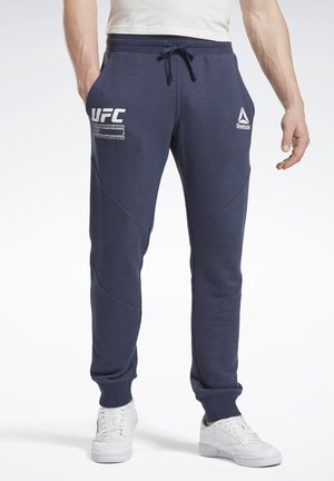 UFC FG FIGHT WEEK JOGGERS - Tracksuit bottoms - blue