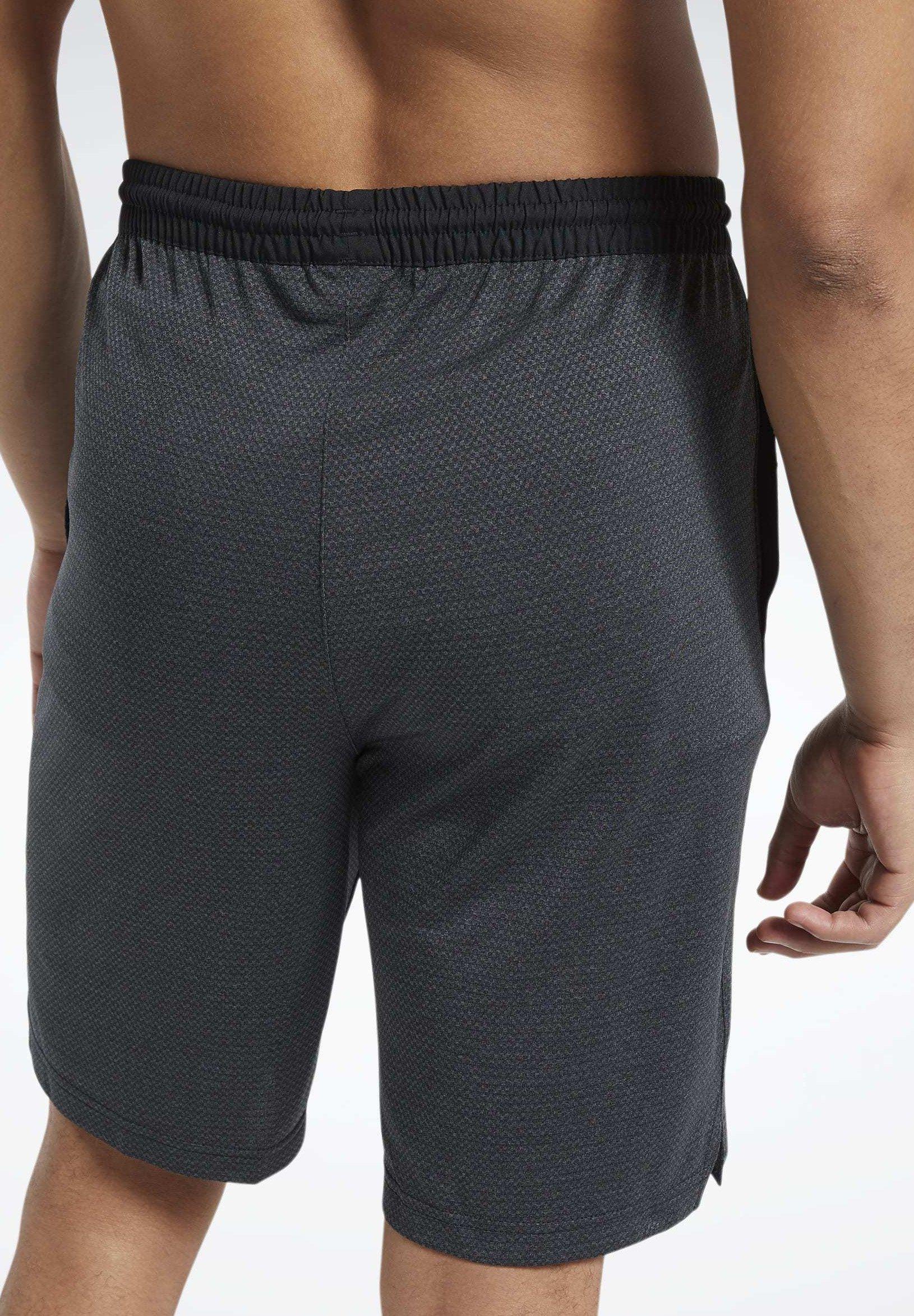 Reebok Workout Ready Shorts - Korte Sportsbukser Black