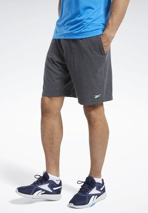 TRAINING ESSENTIALS SHORTS - Korte broeken - grey