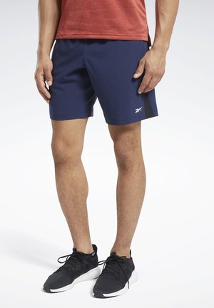 WORKOUT READY SHORTS - Sports shorts - blue