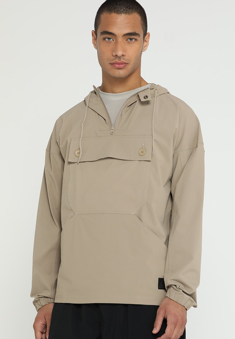 Reebok - JACKET - Training jacket - sand beige