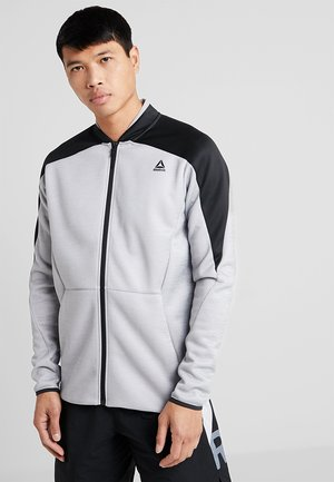 ONE SERIES TRAINING TRACK JACKET - Trainingsvest - grey