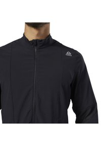 Reebok - ONE SERIES RUNNING HERO JACKET - Giacca da corsa - black - 2