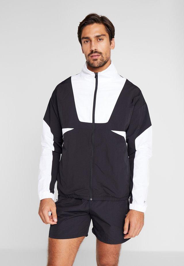 MYT JACKET - Sportovní bunda - black