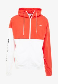 Reebok - LINEAR LOGO - Veste coupe-vent - red - 4