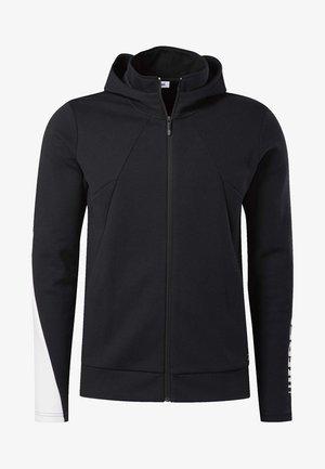 ARCHIVE EVOLUTION CONTROL HOODIE - Zip-up hoodie - black
