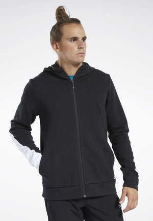 ARCHIVE EVOLUTION CONTROL HOODIE - Sweatjacke - black