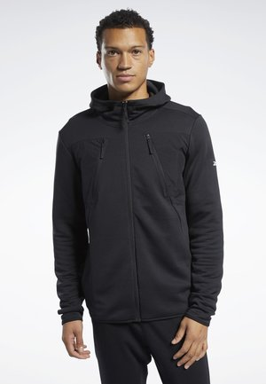 SPEEDWICK HOODIE - Training jacket - black