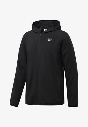 TRAINING ESSENTIALS JACKET - Kurtka sportowa - black