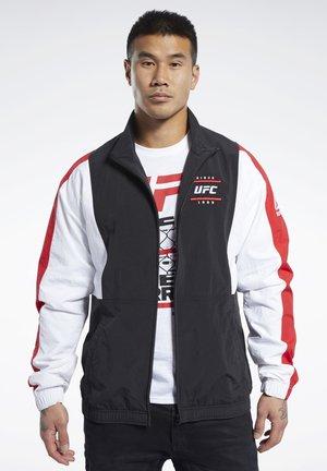 UFC FG CAPSULE JACKET - Veste de survêtement - black