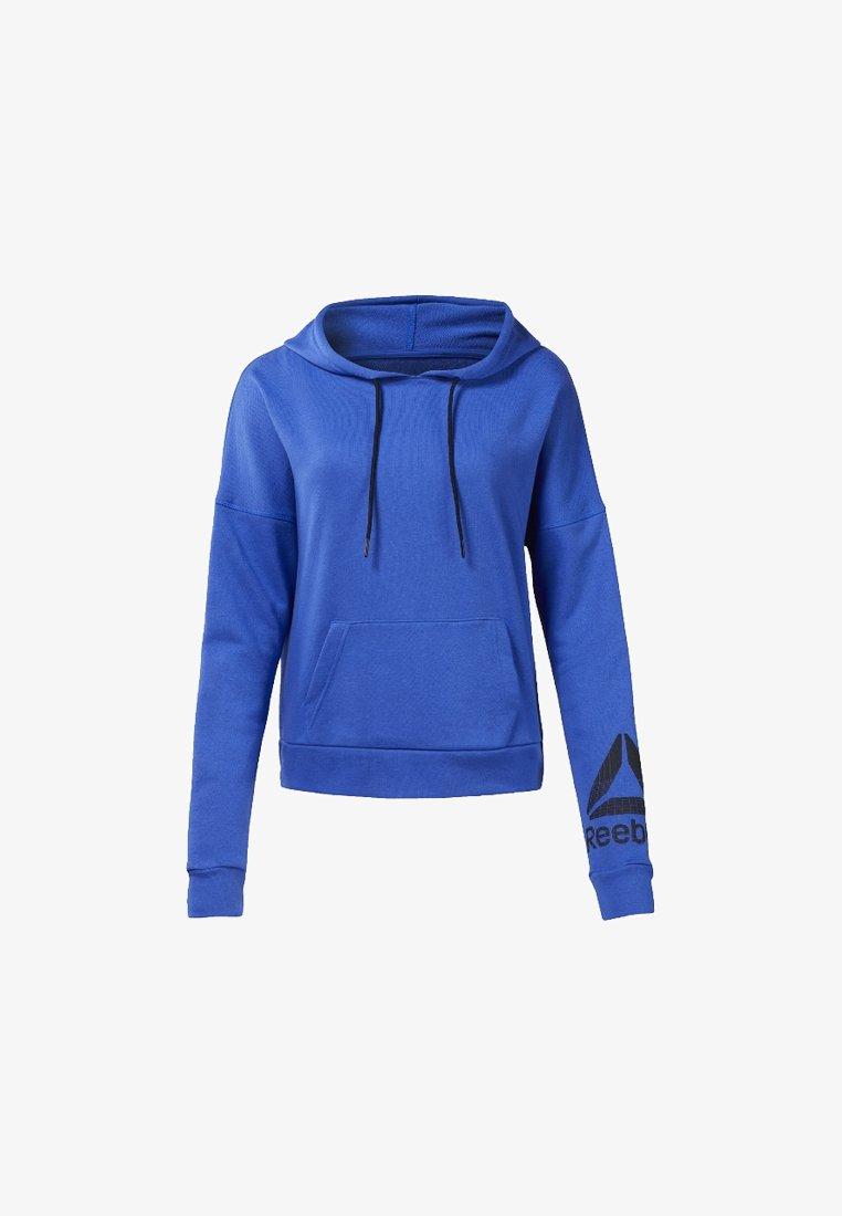 Reebok - Hoodie - blue
