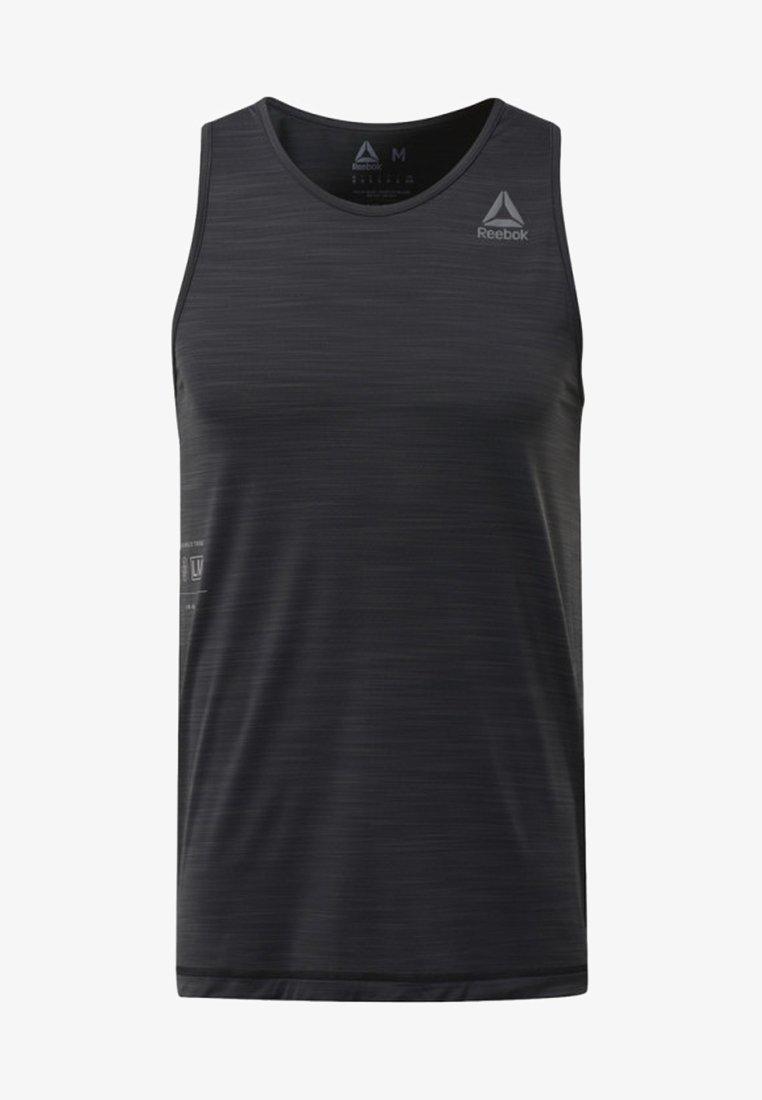 Reebok - LES MILLS® ACTIVCHILL TANK TOP - Funktionsshirt - black