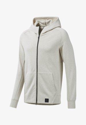 COMBAT LEGACY FULL-ZIP HOODIE - Zip-up hoodie - grey