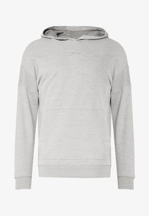 ELEMENTS SPORT HODDIE SWEAT - Hoodie - medium grey heather