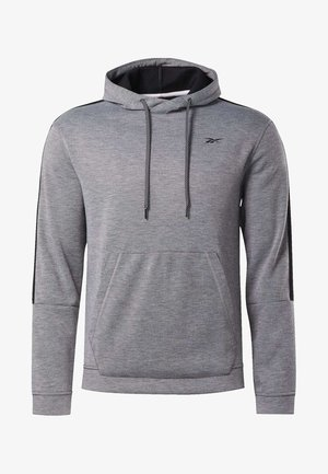 WORKOUT READY HOODIE - Sweat à capuche - grey