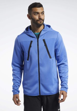 SPEEDWICK HOODIE - Training jacket - blue