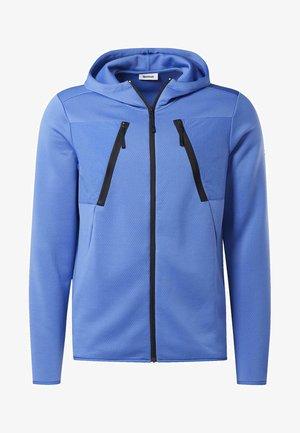 SPEEDWICK HOODIE - Giacca sportiva - blue