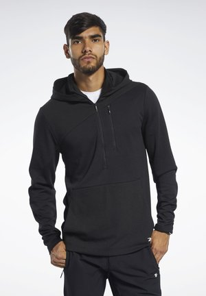 TRAINING SUPPLY CONTROL HOODIE - Hoodie - black